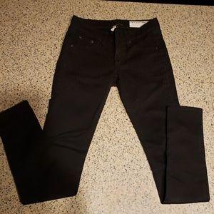 Rag & Bone SZ 24 ombre skinny jeans